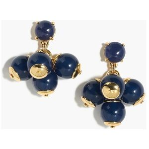 Jcrew Cluster Earrings